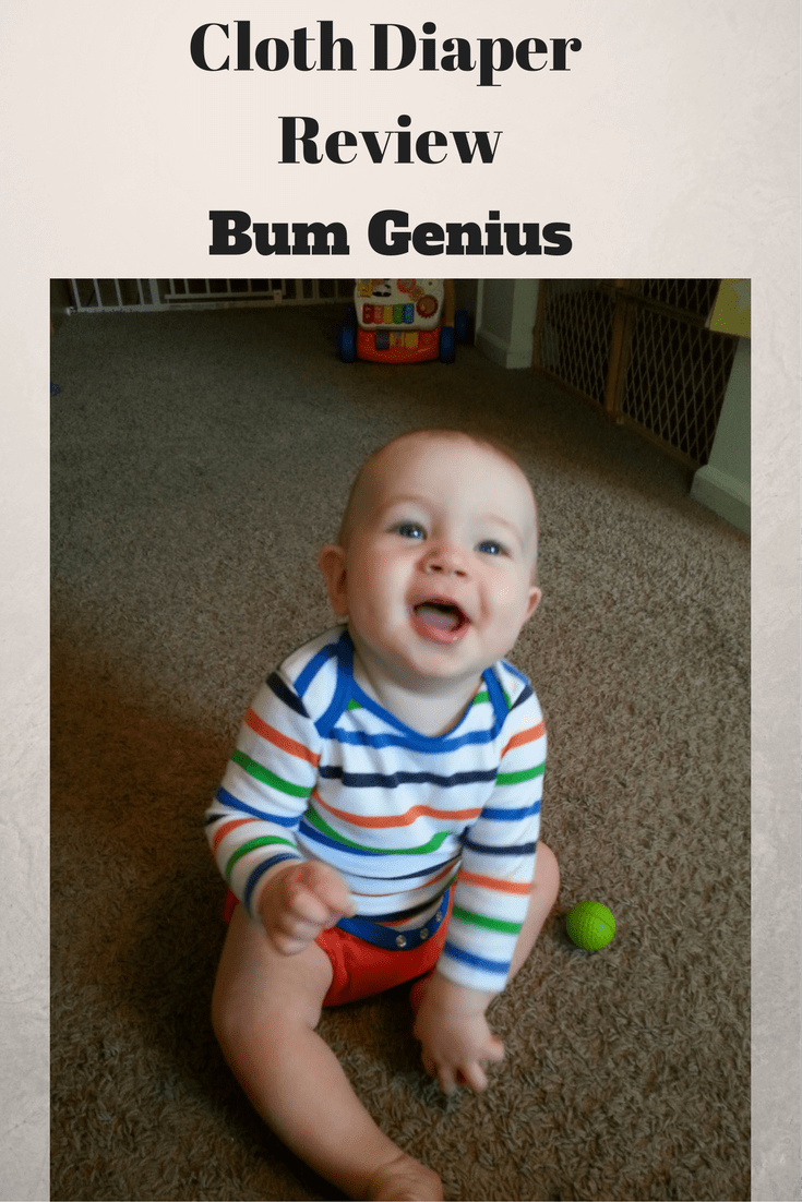 Bum Genius By Cotton Babies Cloth Diaper Review