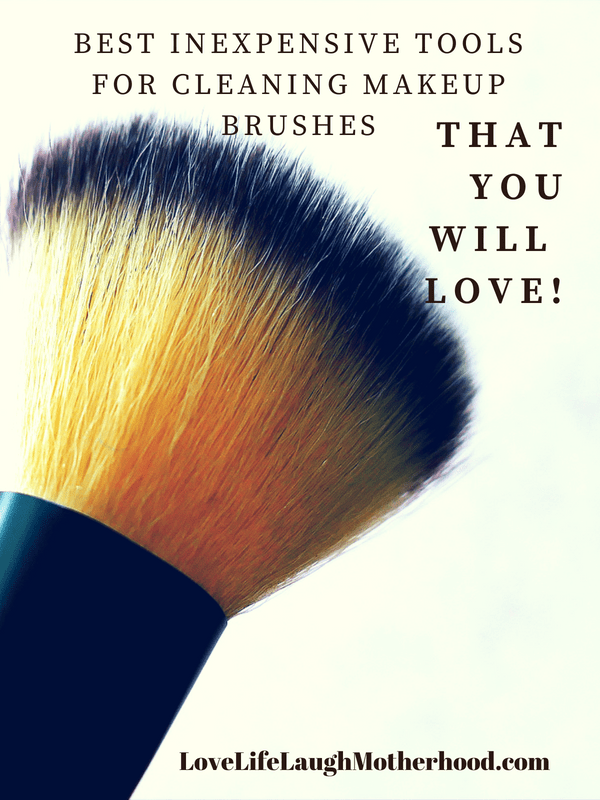 Tools For Cleaning Makeup Brushes